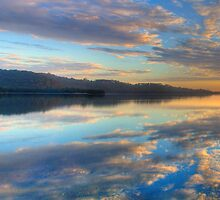 Morning Glory - Narrabeen Lakes, Sydney - The HDR Experience by Philip Johnson