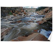 Adelong River, Goldfields Poster