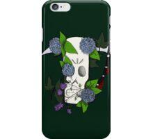 Pushing up flowers iPhone Case/Skin