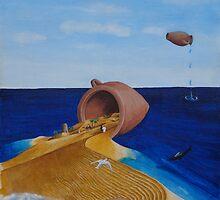 Amphorae by Howard Gregory
