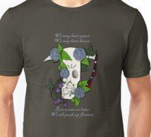 Pushing up flowers Unisex T-Shirt