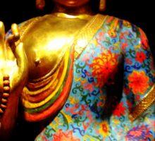 BUDDHA IN PEACE Sticker