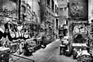 Back Street Alley.... by Carol Knudsen
