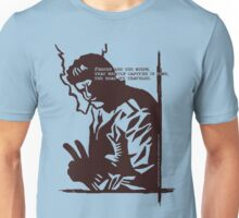 Over-The-Road Poetry Unisex T-Shirt