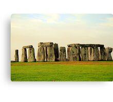 Stonehenge (1) Canvas Print