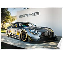 Mercedes-AMG GT3 Poster