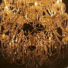 Bath Pump Room chandelier by BronReid