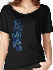 Dr Who's signature Women's Relaxed Fit T-Shirt