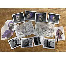 Alien Extracts Photographic Print
