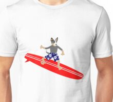 Australian Cattle Dog Surfer Unisex T-Shirt