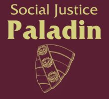 Social Justice Paladin by VonAether