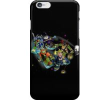 Turtles in Time | Turtle Warriors of Legend iPhone Case/Skin