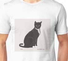 Socks the Cat Unisex T-Shirt