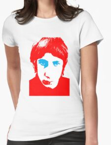 The Who Pete Townshend T-Shirt Womens Fitted T-Shirt