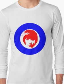 Keith Moon Mod T-Shirt Long Sleeve T-Shirt