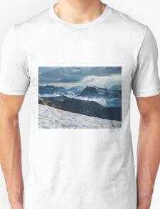 Cloudy valley Unisex T-Shirt