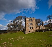 North Lees Hall by James Grant
