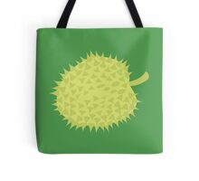Simple Durian tropical fruit South East Asia Tote Bag