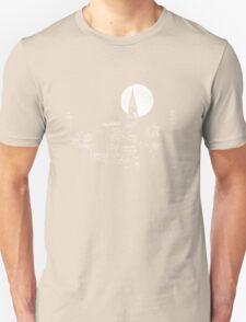New York By Night Unisex T-Shirt