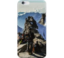 On the summit iPhone Case/Skin
