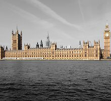 Houses of Parliment by Chris L Smith