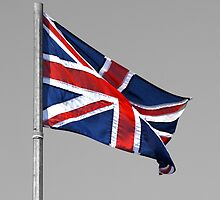 Flag of Great Britain by Chris L Smith