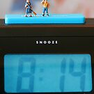 It was a disagreement over house cleaning chores; let the record show she really cleaned his clock by Susan Littlefield