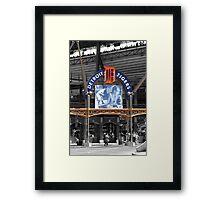 Comerica Park baseball stadium Detroit Framed Print