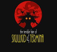 THE TERRIBLE FATE OF SKULL KID &TERMINA (BATMAN THE ANIMATED SERIES PARODY) Unisex T-Shirt