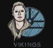 Lagertha Vikings by moosesquirrel