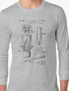 Phillips Screwdriver Patent 1934 Long Sleeve T-Shirt