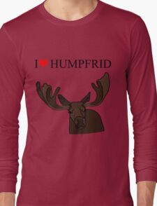 Älgen Humpfrid Long Sleeve T-Shirt
