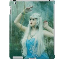 elven girl mystic fairytale iPad Case/Skin