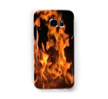 The Fires of Passion Burn Hot Samsung Galaxy Case/Skin