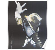 Tom Waits Burmashave 1979 Poster