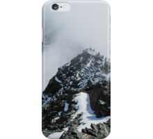 Mountaineering iPhone Case/Skin