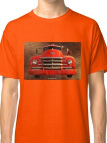 1955 Diamond T Grille - The Cadillac Of Trucks Classic T-Shirt