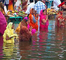 Chhath Puja(Worship to Sun)#3 by Mukesh Srivastava