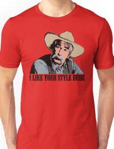 The Big Lebowski I Like Your Style Dude T-Shirt T-Shirt
