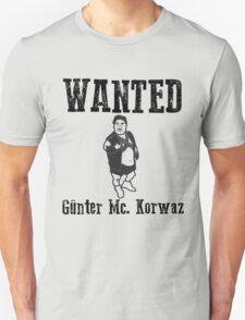 Günter Mc. Korvas T-Shirt