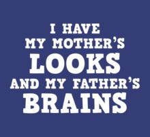 I Have My Mother's Looks by AmazingVision