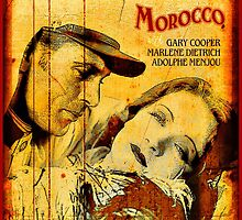 Marlene Dietrich's Tour in Morocco by PrivateVices