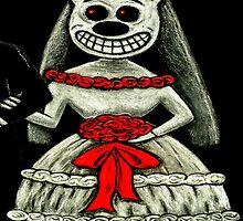 The Bride by artisandelimage