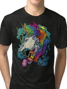 Notice Me, Senpai! Tri-blend T-Shirt