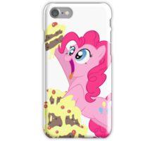 Pinkie Pie - This cake ist not a lie iPhone Case/Skin