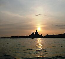 Sunset over Venice by Brian220