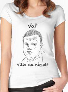 Va? Women's Fitted Scoop T-Shirt