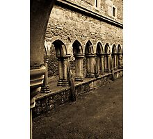 Cloisters 2 Photographic Print