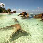 Seychelles La Digue by reisefoto