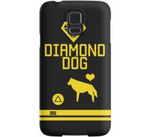 DD - Press △ to love dog Samsung Galaxy Case/Skin